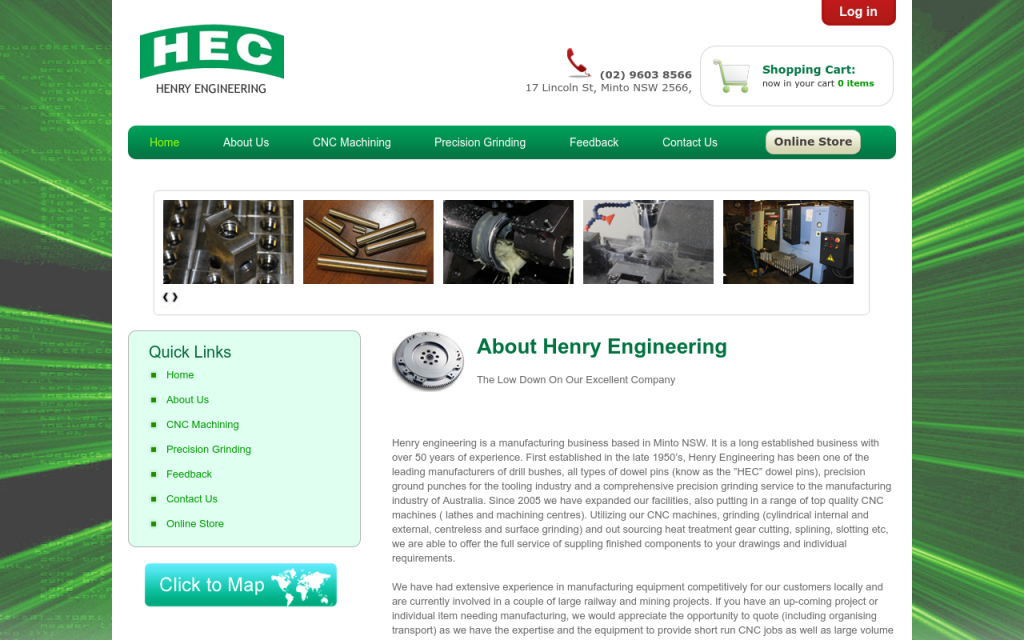 Henry Engineering