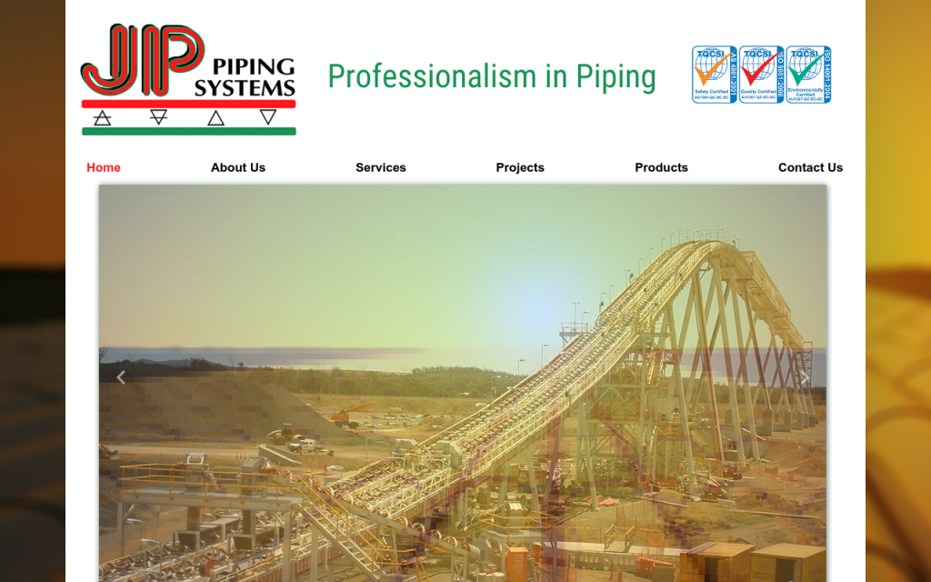 JP Piping Systems