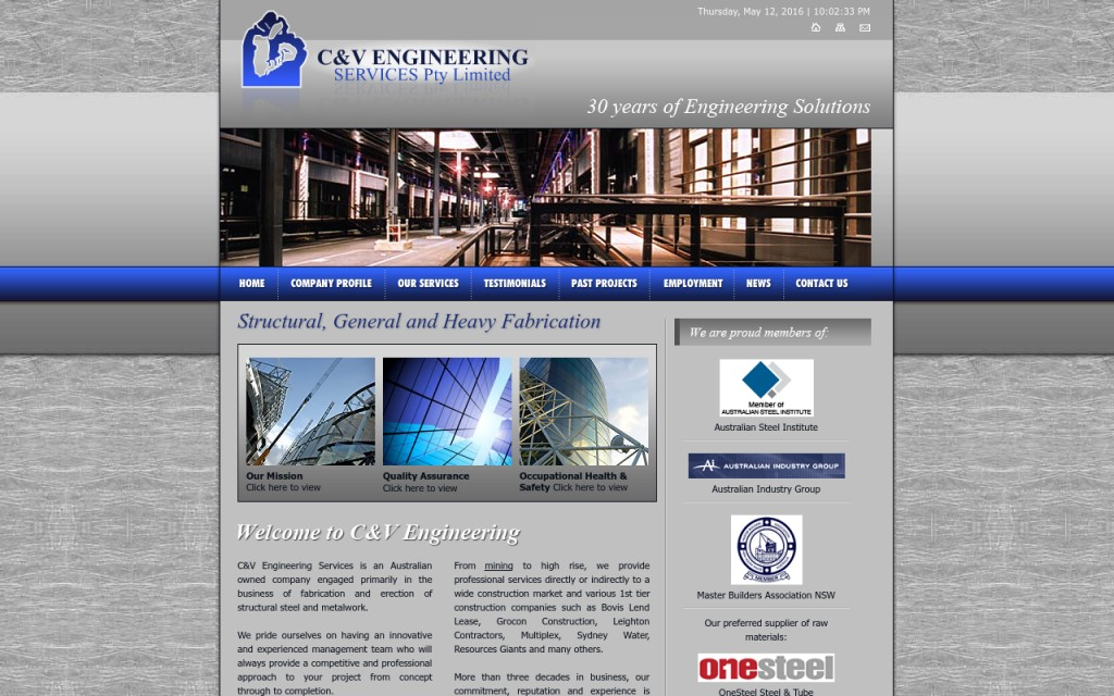 C&V Engineering Services
