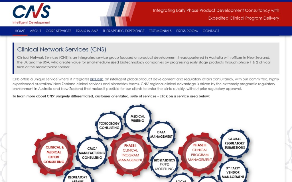 Clinical Network Services