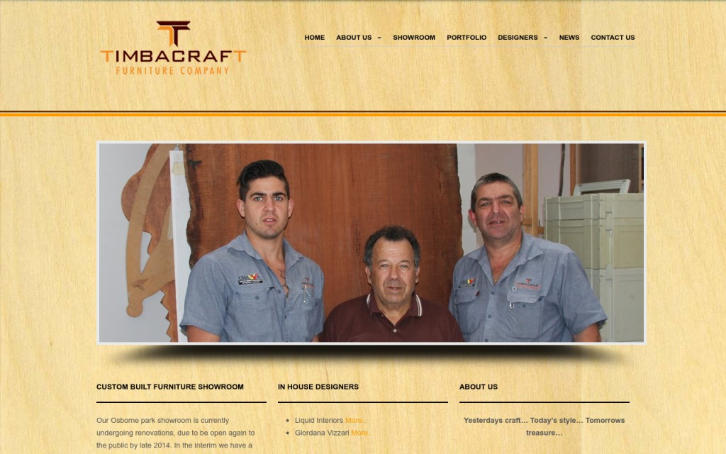 Timbacraft Furniture Company