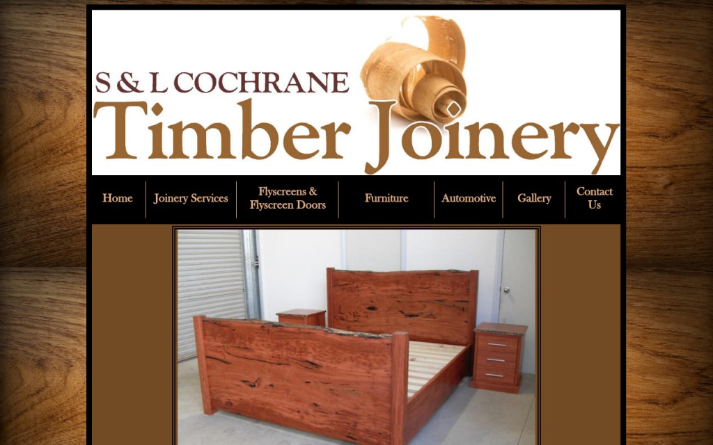 S&L Cochrane Timber Joinery