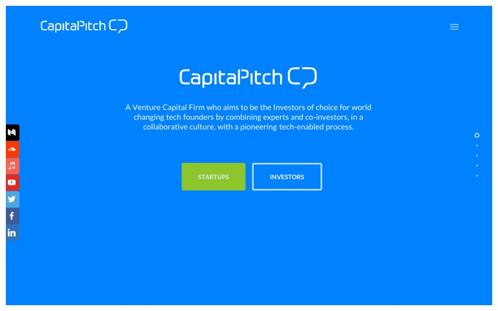 Capital Pitch