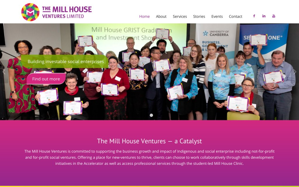 Mill House Social Enterprise Accelerator